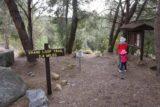 Jack_Creek_Falls_011_01102016 - Start of the trail leading us towards both Dixon Lake and Jack Creek Falls