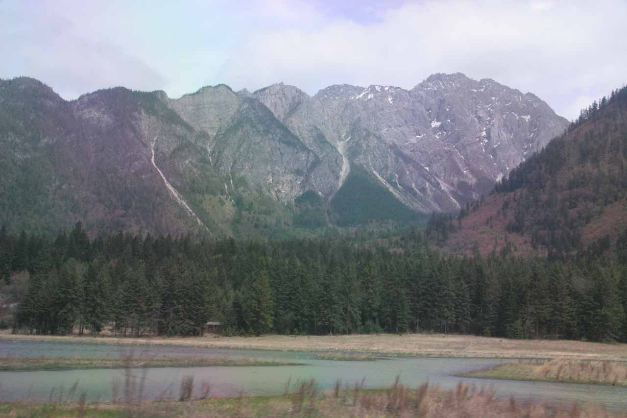 Continuing towards the Jiuzhaigou Village where we were staying