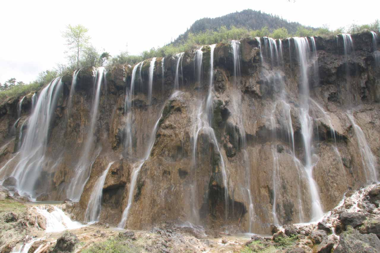 Nuorilang Waterfall