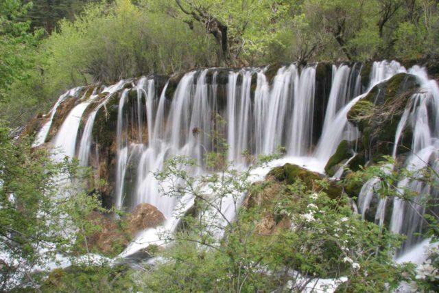 Jiuzhaigou_307_04302009 - The Shuzheng Waterfall