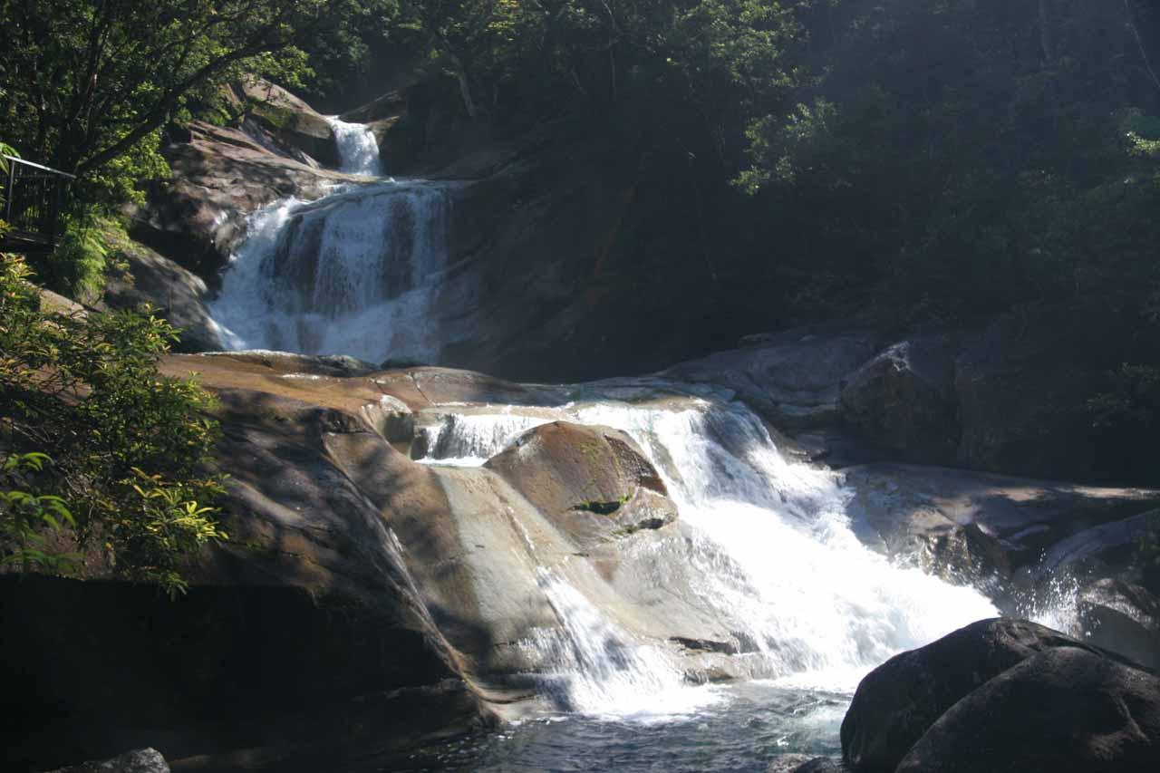 More views of Josephine Falls