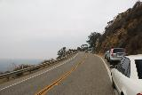 Julia_Pfeiffer_Burns_SP_003_11172018 - Parallel parking along the Hwy 1 to avoid paying the $10 fee at the Julia Pfeiffer Burns State Park