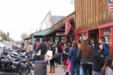 Julian_024_01232016 - This was the huge line for the apple pies at this place called Moms