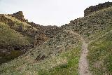 Jump_Creek_Falls_091_04032021 - Taking the upper trail leading to the overlook of Jump Creek Falls