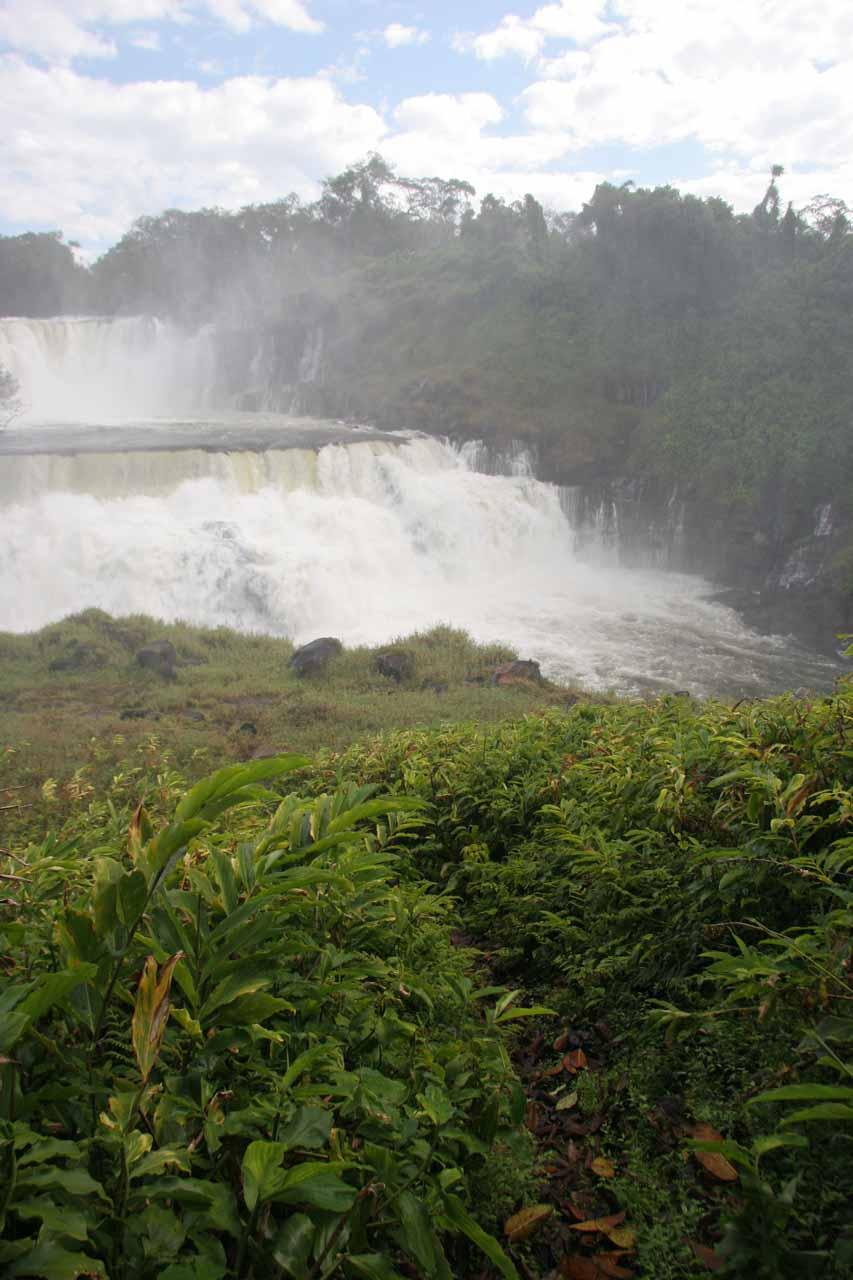 Kabwelume Falls
