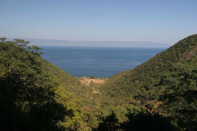 Kalambo_Falls_011_06012008 - View of Lake Tanganyika on a part of the trip that almost didn't happen