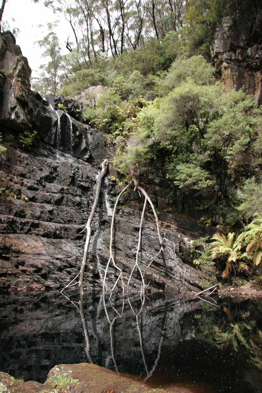 Finally made it to the trickling Kalang Falls