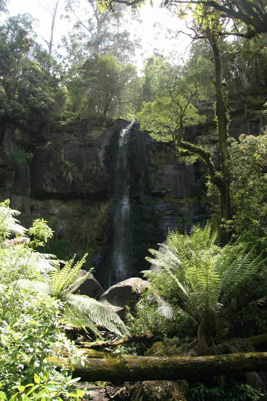 Context of the Upper Kalimna Falls