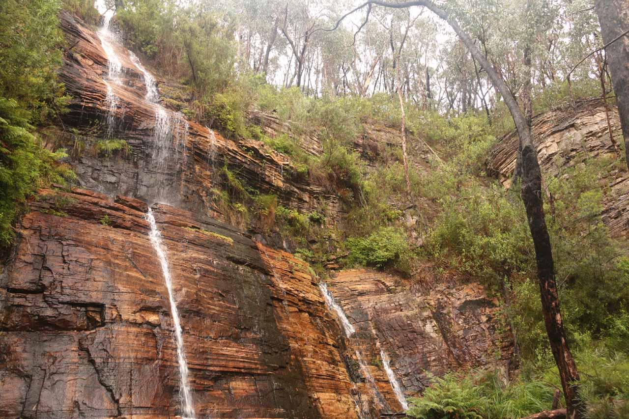 Kalymna Falls