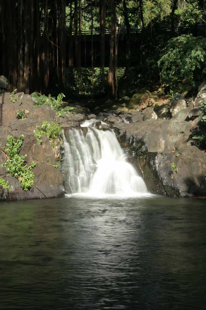 First look at Kapena Falls
