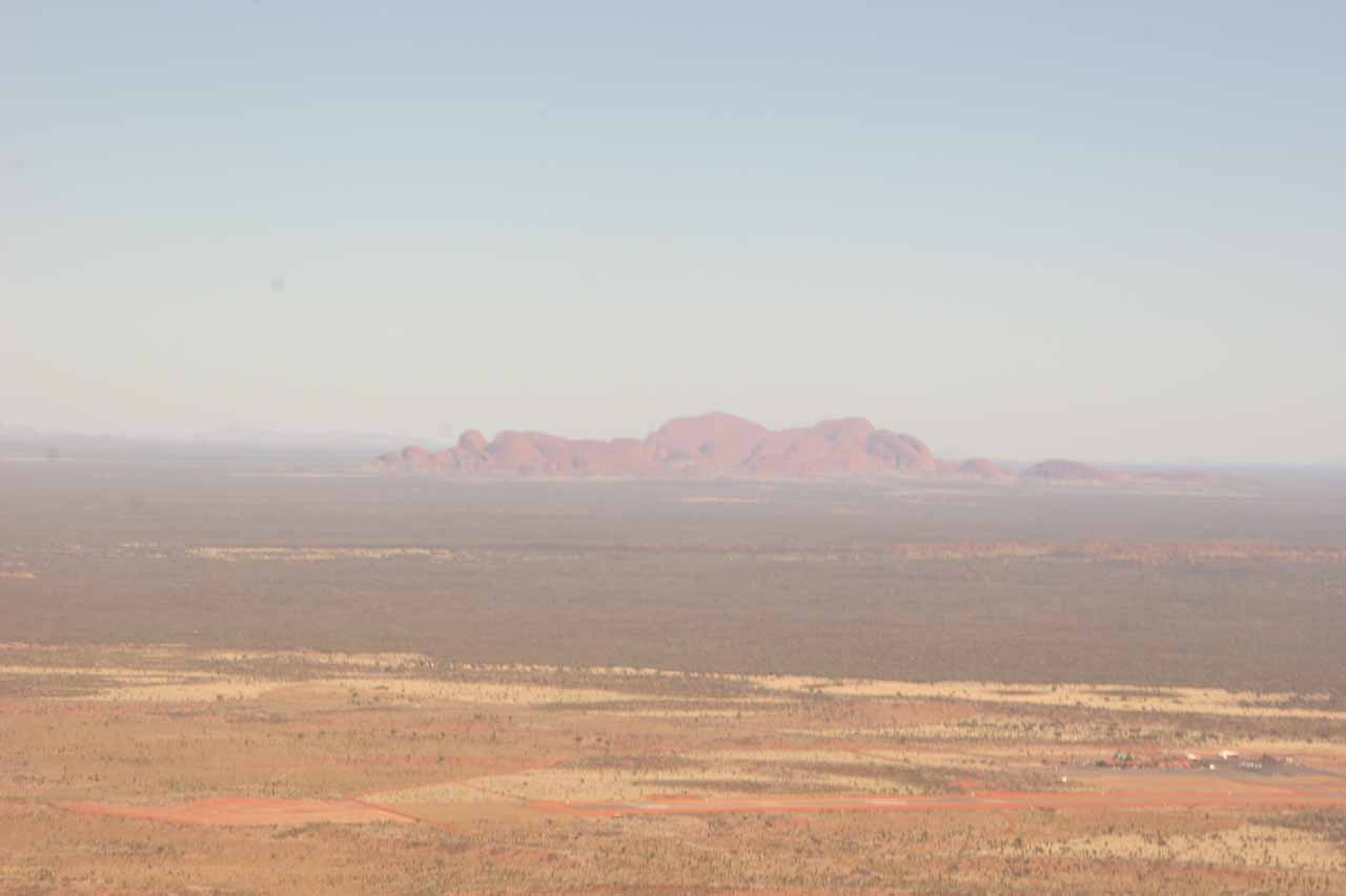 Another look at the Kata Tjuta