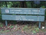Katoomba_Falls_007_jx_11052006 - A sign telling us how far of a walk it would have been to get all the way down to Katoomba Falls' base