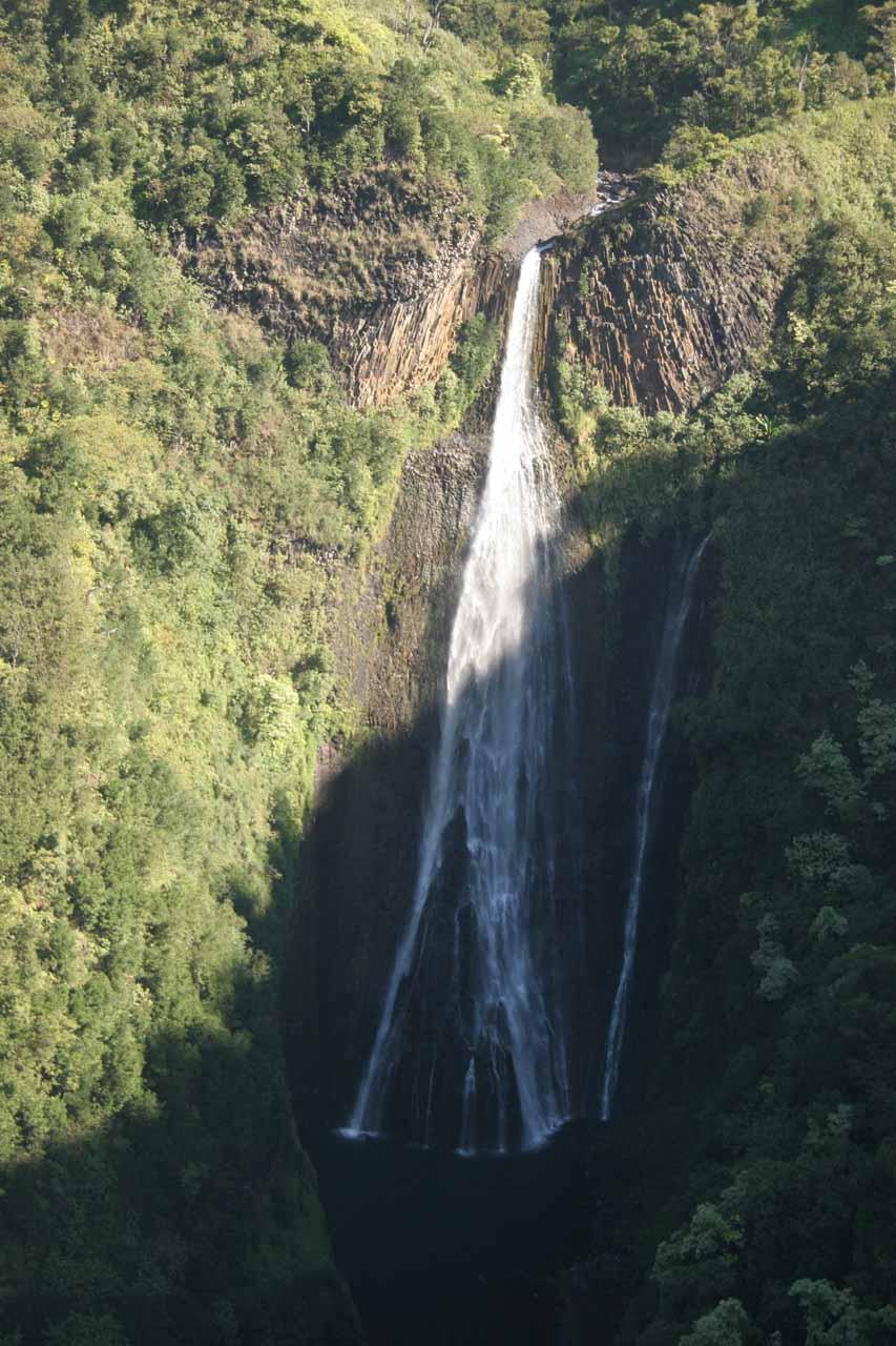 Last look at the falls