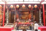 Keelung_150_11042016 - Checking out a worshipping shrine within the temple at the Miaokou Yeshi in Keelung