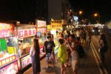 Kenting_057_10282016 - One stall after the next flanking the main road through Kenting at its night market