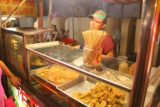 Kenting_117_10282016 - Some southeast Asian lady selling stinky tofu at the night market in Kenting