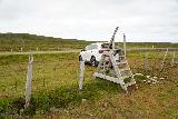 Ketubjorg_055_08152021 - Back at the stile for the more official car park of Ketubjorg