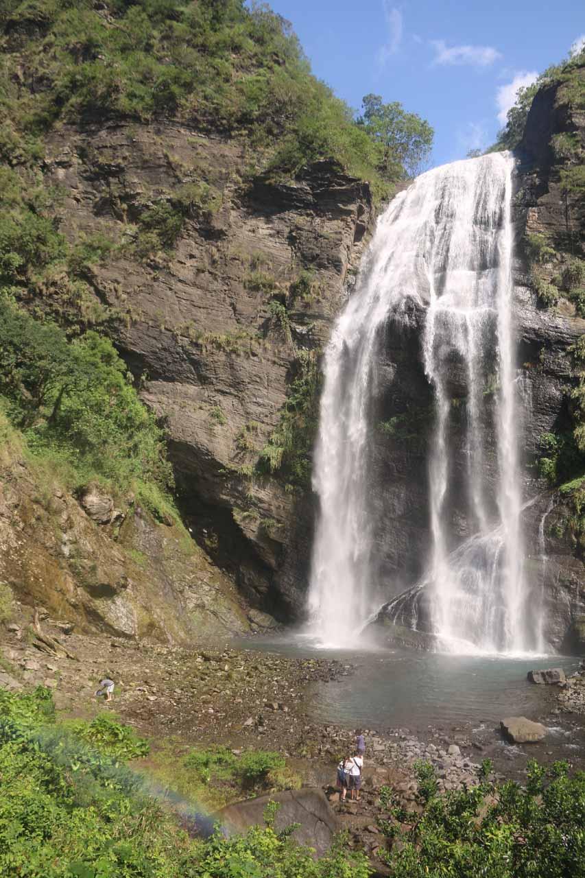 Kayoufeng Waterfall