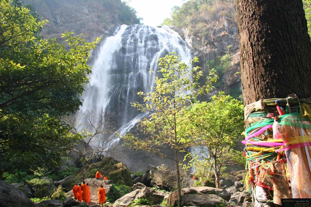 Khlong Lan Waterfall - Big Thai Falls Off-The-Beaten-Track