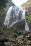 Khlong_Lan_023_01042009 - Approaching the rocky left side of the Klong Lan Waterfall
