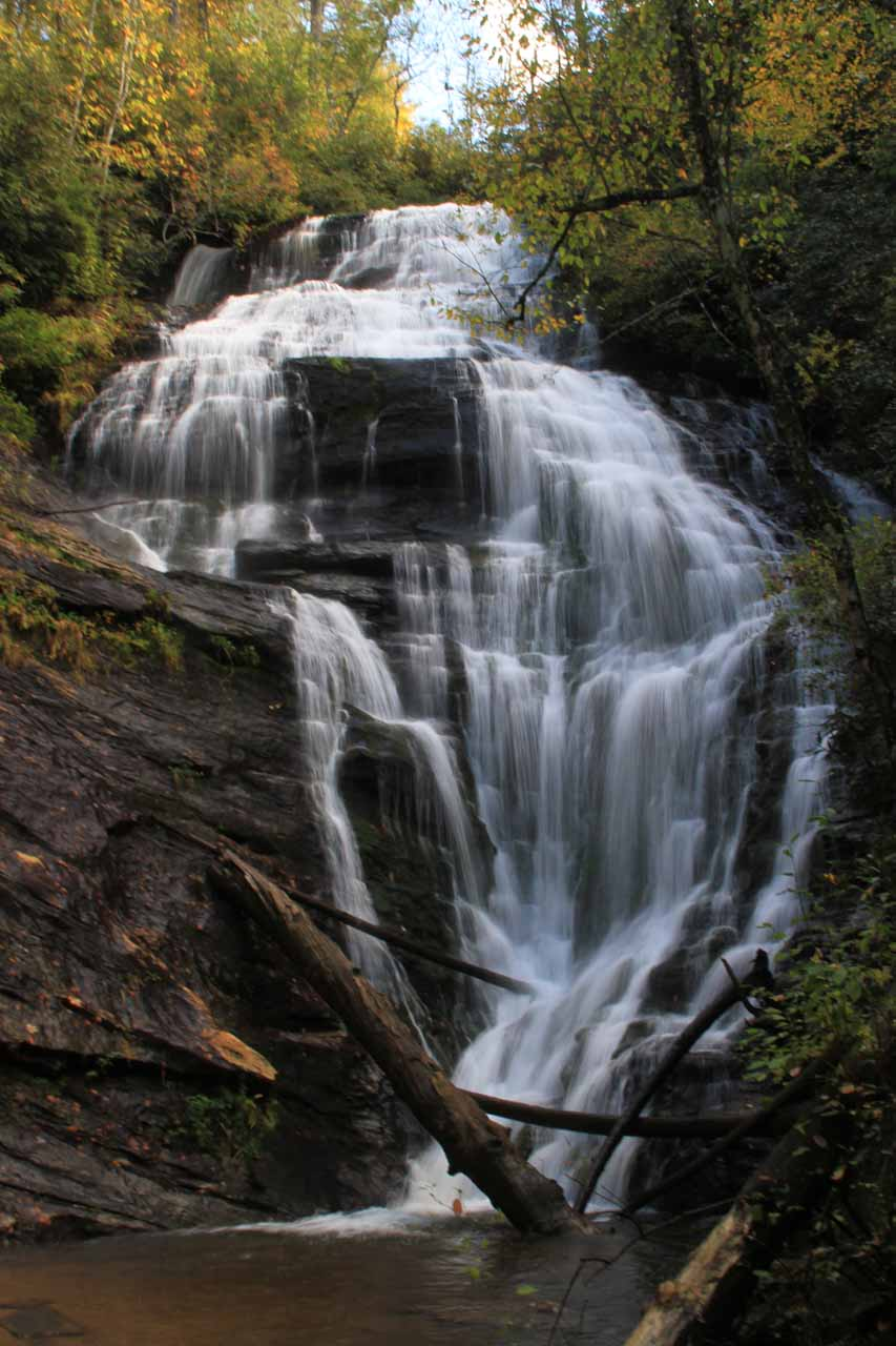 King Creek Falls