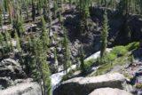 Kings_Creek_Falls_046_07122016 - Another look down across the lower cascades of Kings Creek