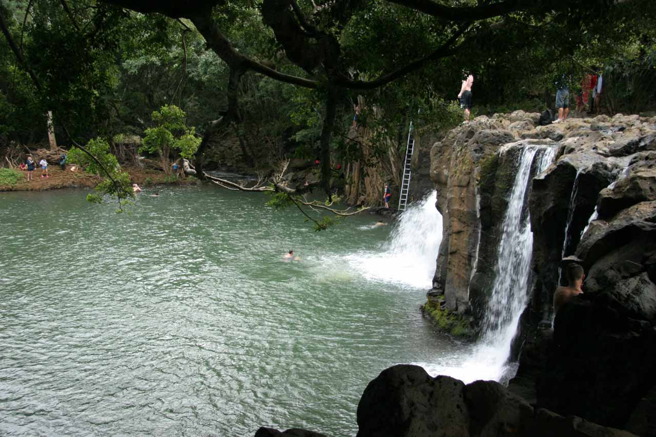 Image result for Kipu Falls