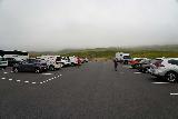 Kirkjufellsfoss_001_08172021 - Parked at the very busy car park for Kirkjufellsfoss despite the deteriorating weather