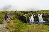 Kirkjufellsfoss_038_08172021 - Context of the Kirkjufellsfoss and the trails alongside it