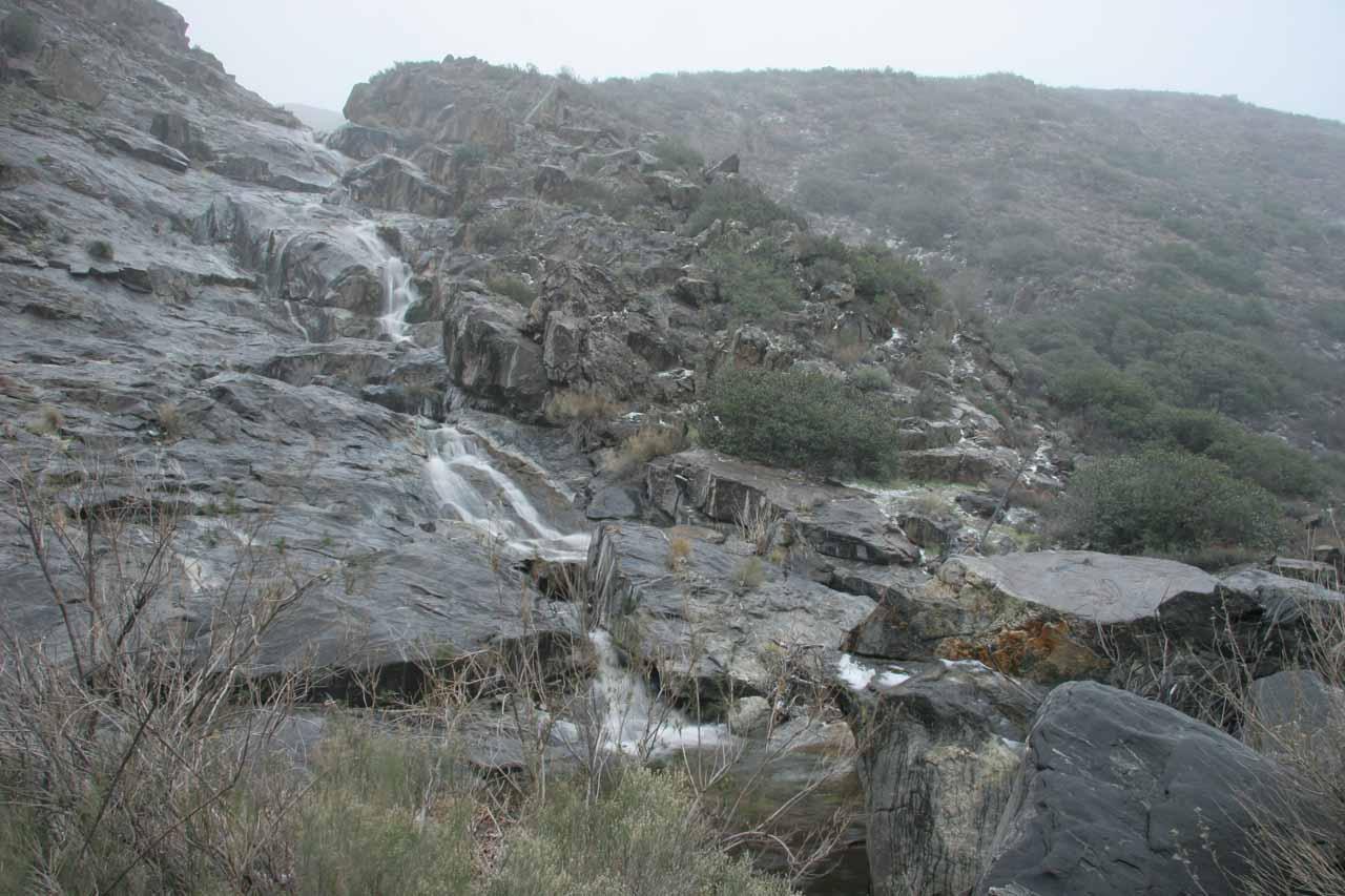 Finally a decent look at Kitchen Creek Falls