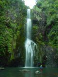 Kitekite_Falls_012_12022004 - Kitekite Falls with some abseilers