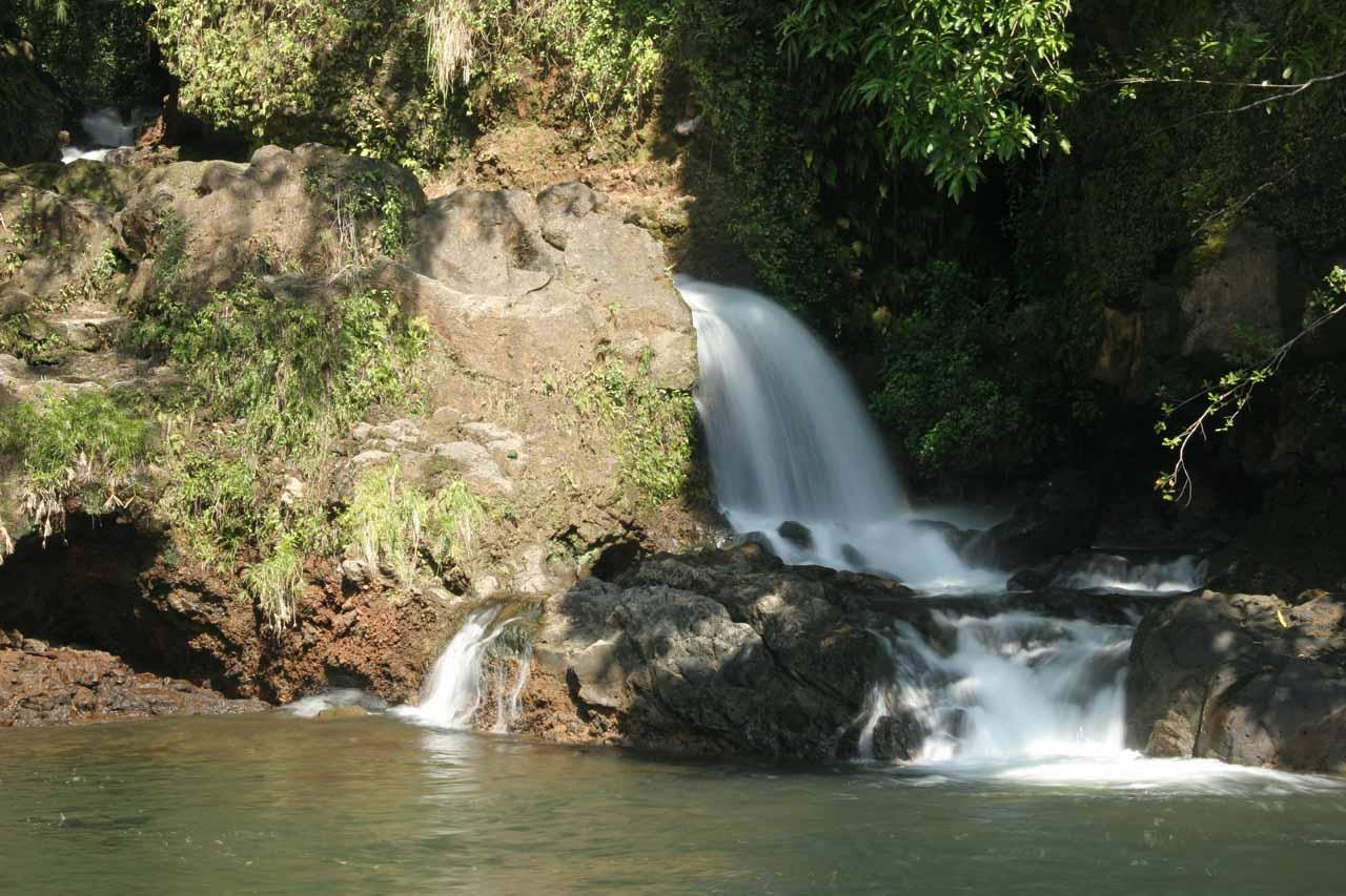 Another look at Kolekole Falls