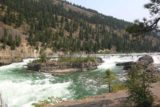 Kootenai_Falls_030_08052017 - Looking across the Kootenai Falls while continuing to walk towards the end of the trail