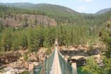 Kootenai_Falls_115_08052017 - Looking across the Suspension Bridge traversing the Kootenai River