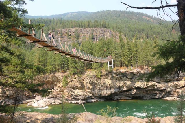 Kootenai_Falls_121_08052017 - The Kootenai River Suspension Bridge