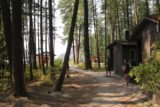 Kootenai_Falls_141_08052017 - There were restroom facilities at the Kootenai Falls Trailhead