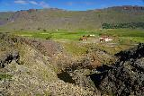 Kornsa_058_08162021 - Another look down at the Kornsa Farm from the rim of the canyon