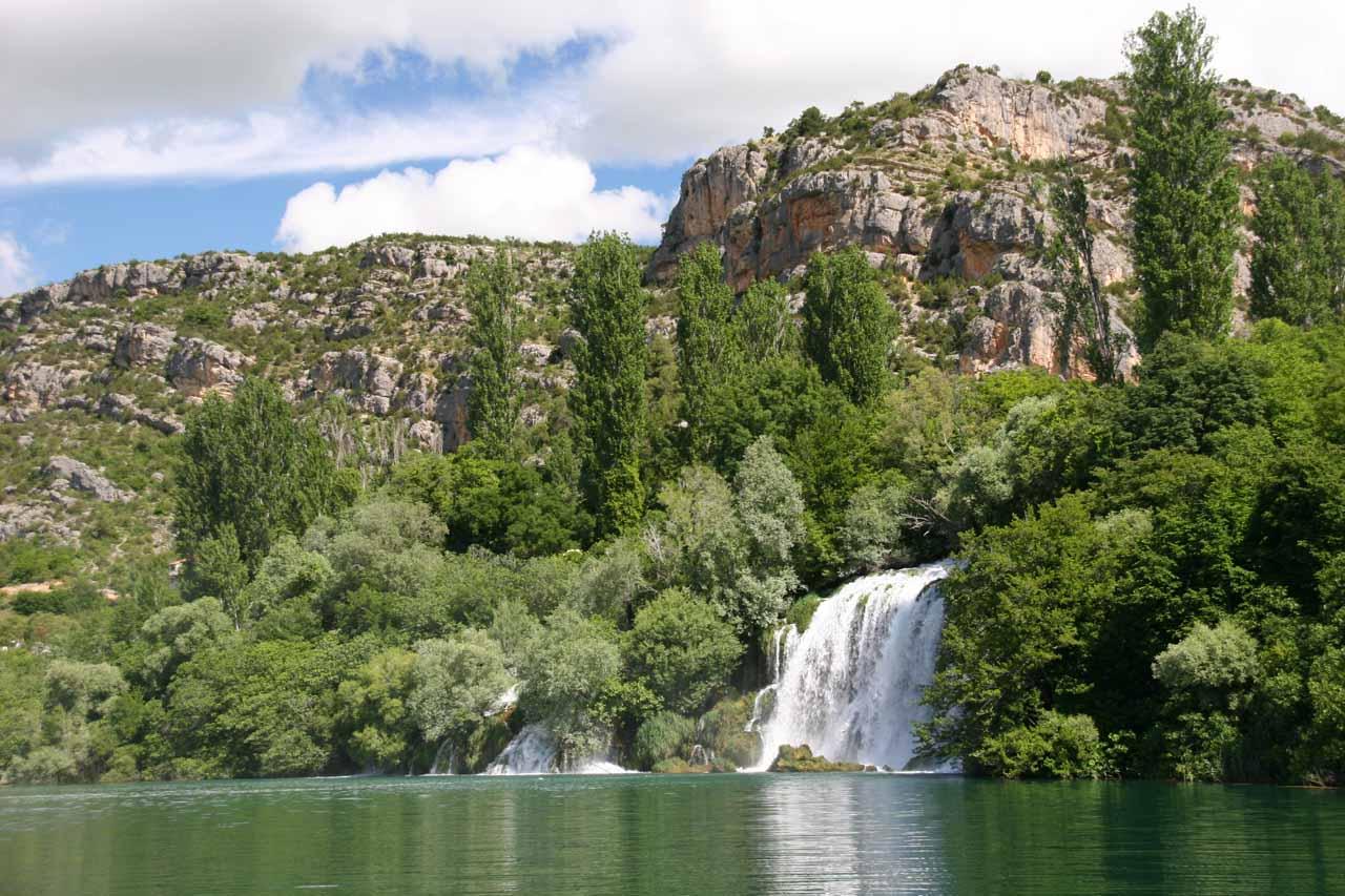 Krka Waterfalls Tour From Split Skradinski Buk