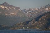 Kystriksveien_538_07082019 - Zoomed in look at that waterfall that I think might be on Tverraga somewhere behind Kilboghavn