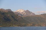 Kystriksveien_551_07082019 - Looking east at some snowy peak as we were getting close to Kilboghavn