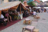 La_Granja_011_06062015 - A teteria under a tent at the Plaza de los Dolores during the Mercado Barroco