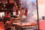 La_Granja_252_06062015 - A lot of fresh barbecued meats within the Mercado Barroco looking quite appetizing