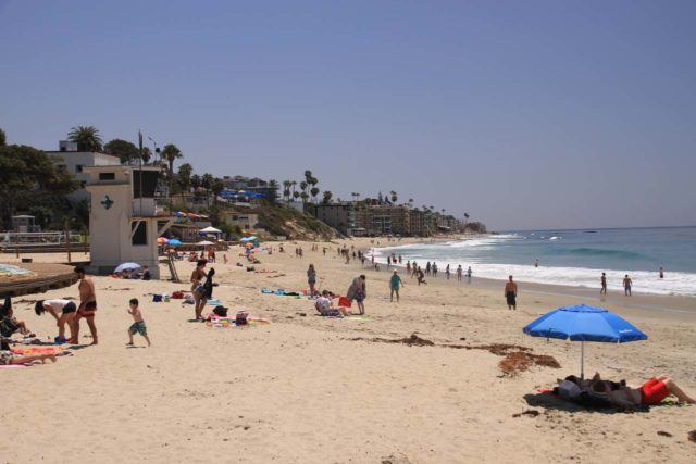 Laguna_Beach_001_05122014 - Not far from Lake Forest and Trabuco Canyon, if you head towards the coast, you get to the 'infamous' (thanks to MTV) Laguna Beach, which is actually a nice place to chill out