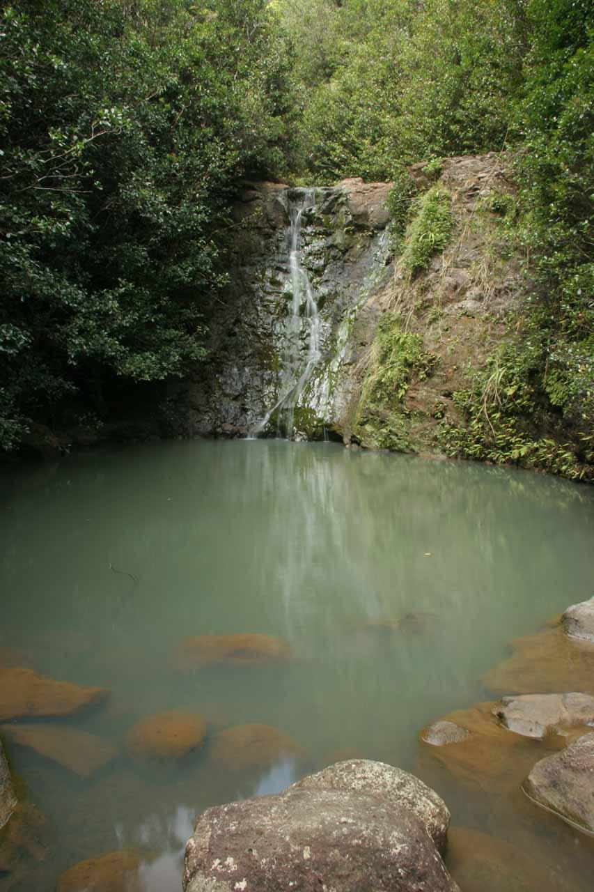 La'ie Falls