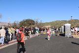 Lake_Elsinore_001_03172019 - Lining up for the Lake Elsinore California Poppy Superbloom shuttle