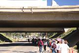 Lake_Elsinore_015_03172019 - Walking under the I-15 on the way to Walker Canyon