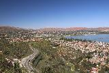 Lake_Elsinore_198_03172019 - Looking towards the northern end of Lake Elsinore with the superbloom in view in the background