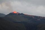 Langihryggur_telephoto_035_08192021 - Context through the telephoto lens of the Fagradalsfjall Volcano erupting as seen from the first key viewing area