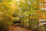 Lanternmans_Falls_005_10042015 - Autumn colors on the walkway to Lanternman's Mill