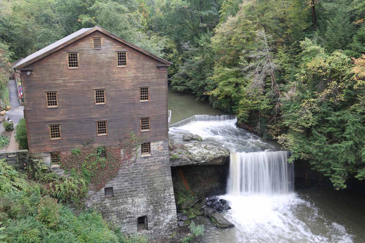 Lanternmans Falls